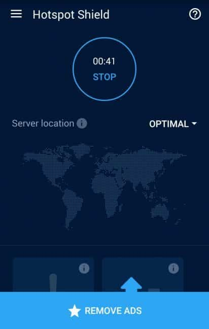 Hotspot Shield for Android