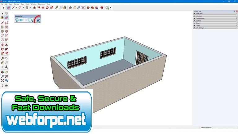 Double-Cut for Sketchup 2019 Free Download