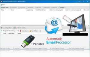 Automatic Email Processor 2019 Free Download