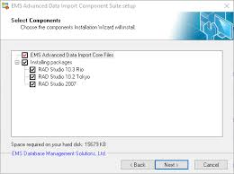 EMS Advanced Data Import Free Download