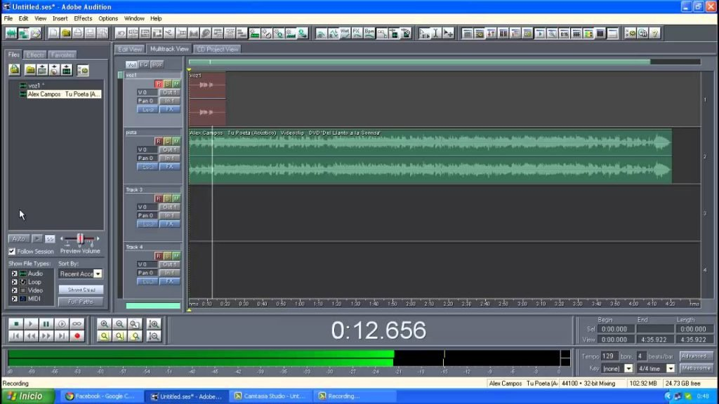 Adobe Audition 1.5 Free Download