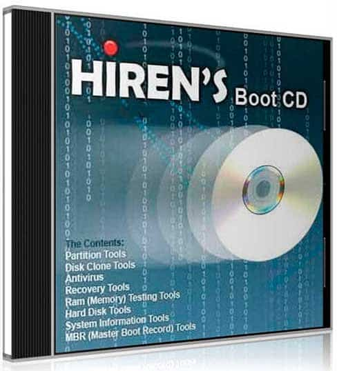 Hirens BootCD PE Free Download